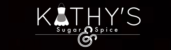 logo kathys sugar and spice catering 2017
