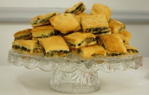 Kathy's Sugar and Spice Catering -Hors d'oeuvres